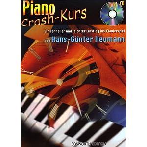 eBook Cover für  Piano Crash Kurs m Audio CDs Ein schneller und leichter Einstieg ins Klavierspiel m Audio CD
