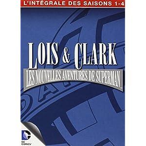 Loïs & Clark, les nouvelles aventures de Superman - L'intégrale des saisons 1 - 2 -