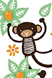 Wee Gallery Mango Tree Monkey Re-Stik Wall Stickers