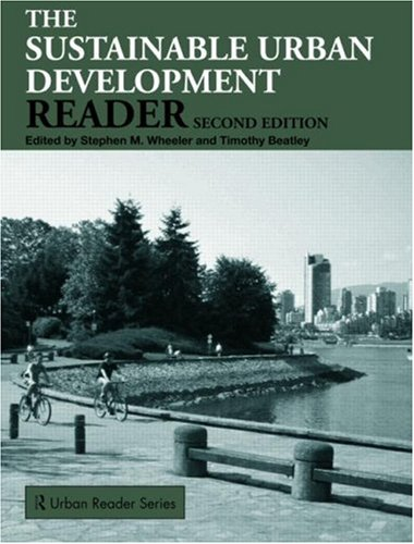 Sustainable Urban Development Reader (Routledge Urban...