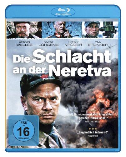 Die Schlacht an der Neretva [Blu-ray]