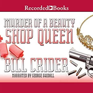 Murder of a Beauty Shop Queen Audiobook
