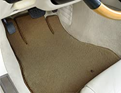 Oldsmobile Cutlass Dark Tan Lloyd Mats Custom Fit Luxe Floor Mats Front and Rear Set - (1978 78 1979 79 1980 80 1981 81 )