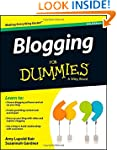 Blogging for Dummies(R) (For Dummies...