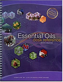 essential oils desk reference 6th edition pdf