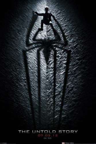 empire-535030-the-amazing-spider-man-teaser-action-film-maxi-poster-druck-grosse-61-x-915-cm