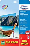 Avery Zweckform 2572-50 Superior Inkjet Fotopapier 50 Blatt