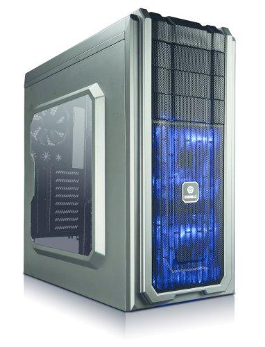ENERMAX ミドルタワーPCケース Fulmo ST ガンメタル ECA3270A-G-BL