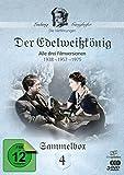 DVD Cover 'Der Edelweißkönig (1938, 1957, 1975) - Die Ganghofer Verfilmungen - Sammelbox 4 (Filmjuwelen) [3 DVDs]