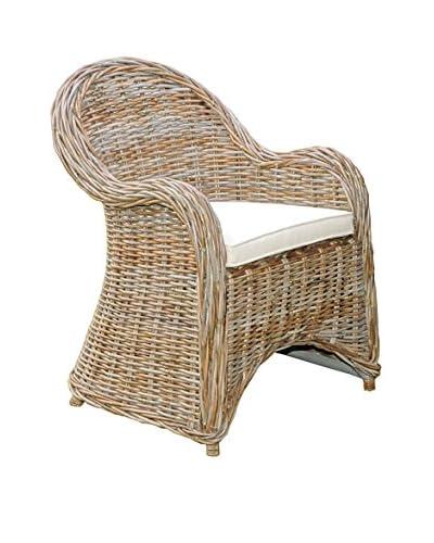 Jeffan Isola Chair, Oatmeal
