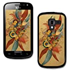Design Collection Hard Phone Cover Case Protector For Samsung Galaxy Exhilarate 4G i577 #2578