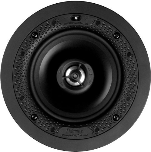 Definitive Technology Uesa/Di 5.5R Round In-Ceiling Speaker (Single)