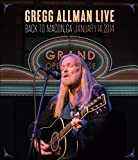 Gregg Allman Live Back to Macon, GA [DVD]