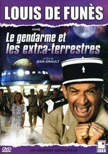DVD : Le Gendarme Et Les Extra Terrestres