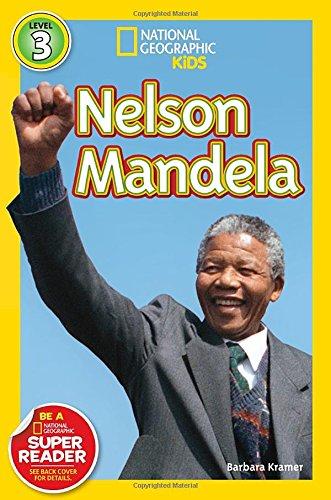 Nelson Mandela (National Geographic Readers)