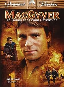 Mac Gyver : L'intégrale saison 1 - Coffret 6 DVD