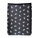 OP/TECH USA 4641770 Smart Sleeve 770, Neoprene Sleeve for iPad (7.7 x 10), Skulls