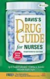 img - for By April Hazard Vallerand PhD RN Davis's Drug Guide for Nurses (14th Edition) book / textbook / text book