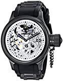 Invicta Men's 17276 Russian Diver Analog Display Mechanical Hand Wind Black Watch