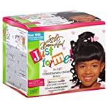 Soft & Beautiful Just for Me Relaxer, No-Lye Conditioning Creme, Children's Regular