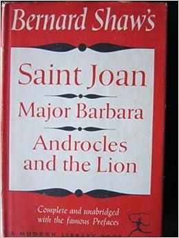 saint joan bernard shaw pdf