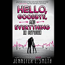 Hello, Goodbye, and Everything in Between (       UNABRIDGED) by Jennifer E. Smith Narrated by Amy Tallmadge