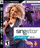 Singstar Volume 2 with Microphone on PS3