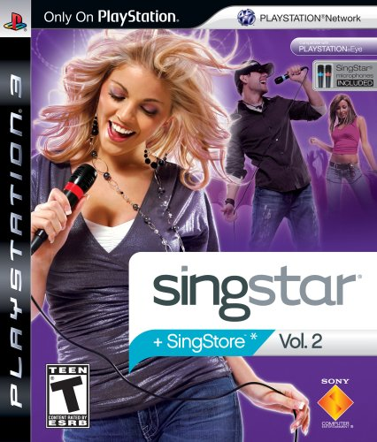 Singstar Vol. 2 With Microphone - Playstation 3