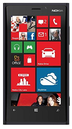 Nokia Lumia 920 Rm-820 32Gb At&T Unlocked Gsm 4G Lte Windows 8 Os Smartphone - Black