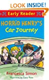 Horrid Henry's Car Journey (Early Reader) (HORRID HENRY EARLY READER)