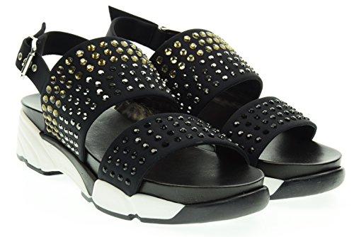 PINKO donna sandali 1P20QY Y2CH Z99 BRILLANTE 39 Nero