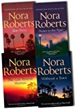 Nora Roberts Nora Roberts The OHurleys 4 Books Collection Pack Set RRP: £29.96 (Last Honest Woman, Dance to the Piper, Without A Trace, Skin Deep)