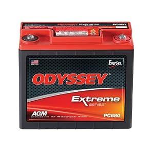 Odyssey PC680-P  Battery