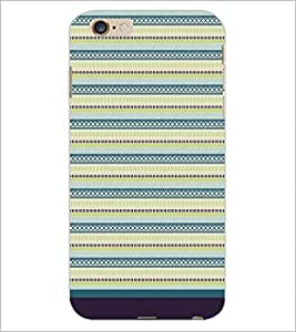 PrintDhaba Pattern D-1715 Back Case Cover for APPLE IPHONE 6S PLUS (Multi-Coloured)