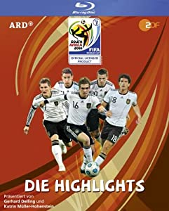 FIFA WM 2010 - Die Highlights [Blu-ray]