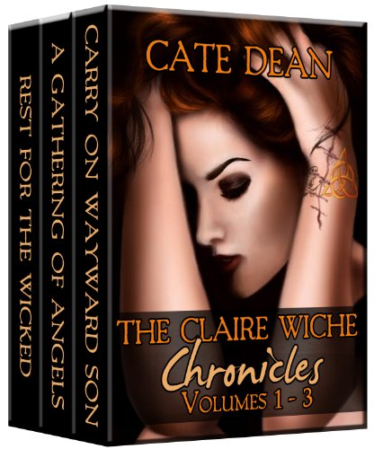The Claire Wiche Chronicles Volumes 1-3 (The Claire Wiche Chronicles Box Set) PDF