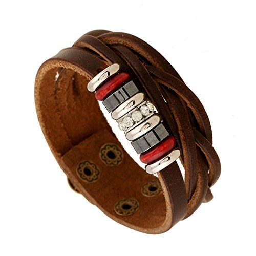 gnzoe-gioielli-bracciali-uomo-donne-in-pelle-perlina-braccialetto-polsino-best-matching-vintagebrown