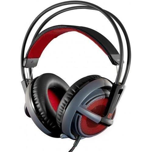 Steelseries 51143 Siberia V2 Dota 2 Edition Full-Size Headset