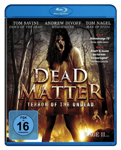 Dead Matter - Terror of the Undead [Blu-ray]