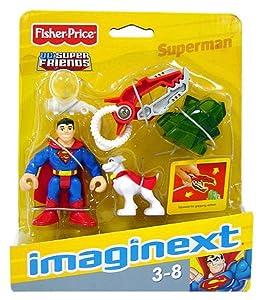 Imaginext DC Super Friends Mini Figure Superman