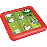 Smart-Games-Chicken-Shuffle-Escondite-en-la-granja-juego-de-ingenio-SG430
