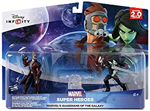 Disney INFINITY Disney Infinity: Marvel Super Heroes (2.0 Edition) - Marvel's Guardians of the Galaxy Play Set - Not Machine Specific