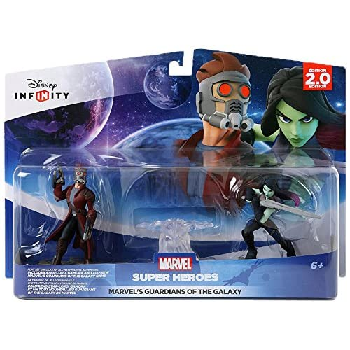 Disney Infinity: Marvel Super Heroes (2.0 Edition) - Marvels Guardians of the Galaxy Play Set - Not Machine Specific