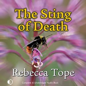 The Sting of Death: Drew Slocombe, Book 3 | [Rebecca Tope]