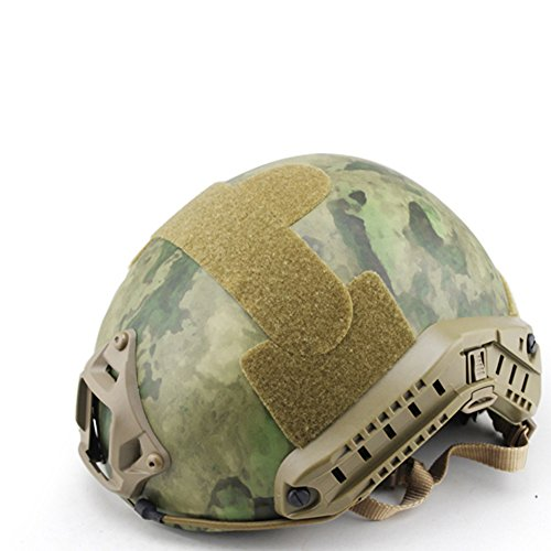 YX-Outdoor-Activity-Field-Operation-Game-Mountaineering-Must-Matched-Helmet-SWAT-Brickforge-The-Original-FAST-Combat-Camouflaged-Helmet-No-Holes9-Colors