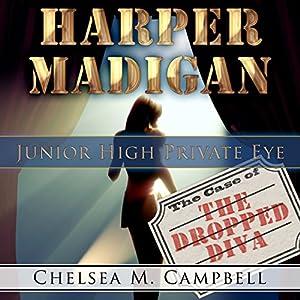 Harper Madigan: Junior High Private Eye Audiobook