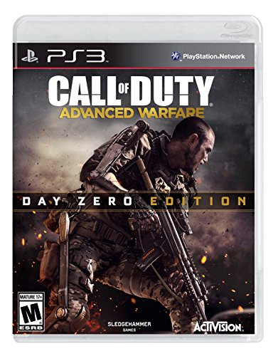 Call of Duty Advanced Warfare - Day Zero Edition - PS3 (Playstation Advanced Warfare compare prices)