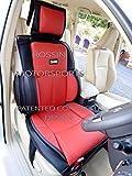Toyota Hilux Coprisedili YS 06nero + rosso Rossini