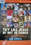 They Like Jesus but Not the Church DVDR