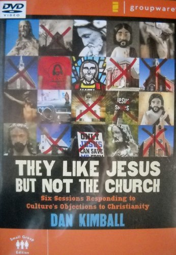 THEY LIKE JESUS BUT NOT THE CHURCH DVD [2008] [NTSC]